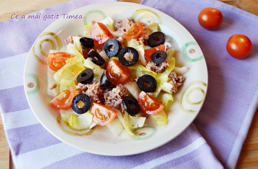 salata de andive cu ton 1