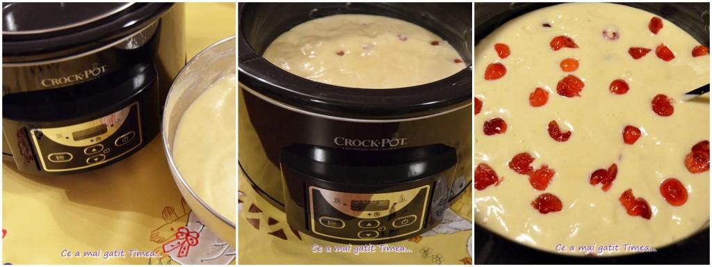 mod de preparare chec crock pot 3