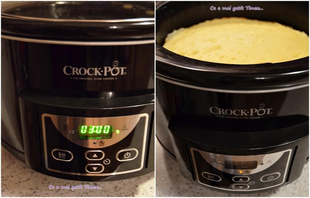 mod de preparare chec crock pot 4