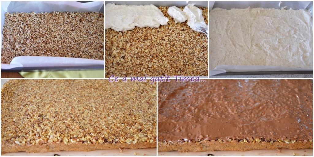 mod de preparare prajitura deliciu 1
