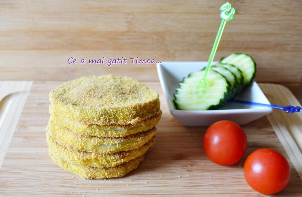 vinete pane la cuptor - fara gluten 1