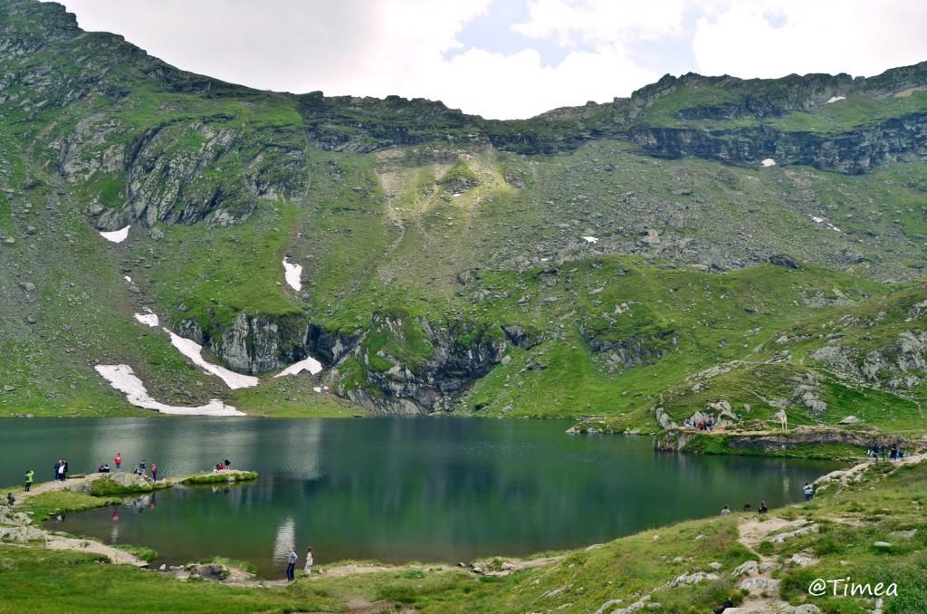 lacul Balea 1