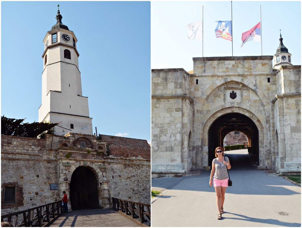 Fortareata Kalemegdan Belgrad 1