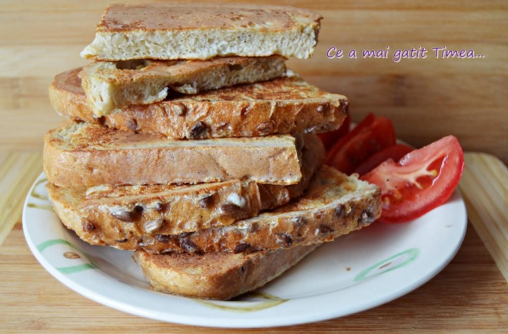 mic dejun sau cina cu Breville Panini Maker 1