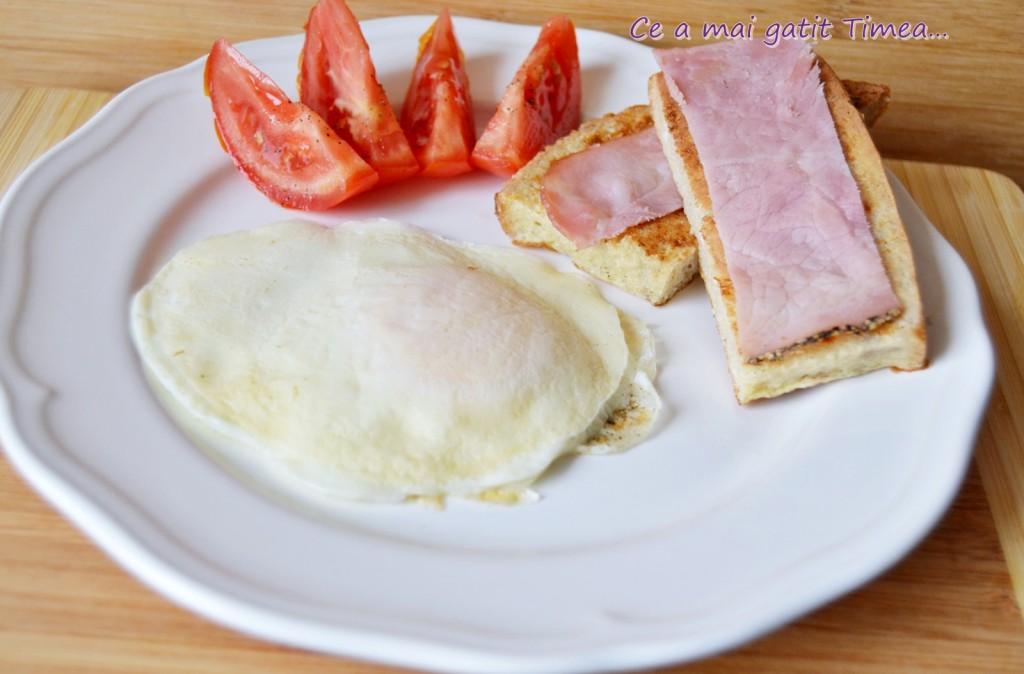 mic dejun sau cina cu Breville Panini Maker 2