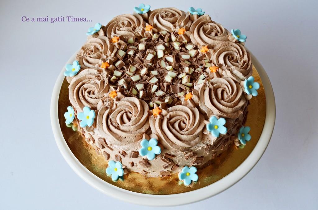 tort de ciocolata 3
