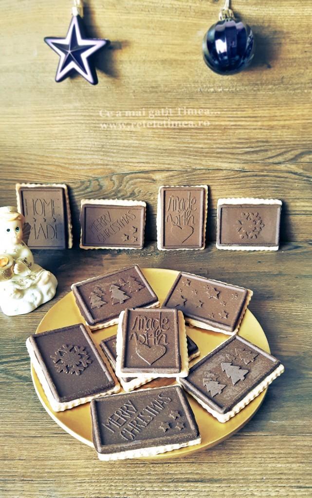 Biscuiti cu ciocolata 2a