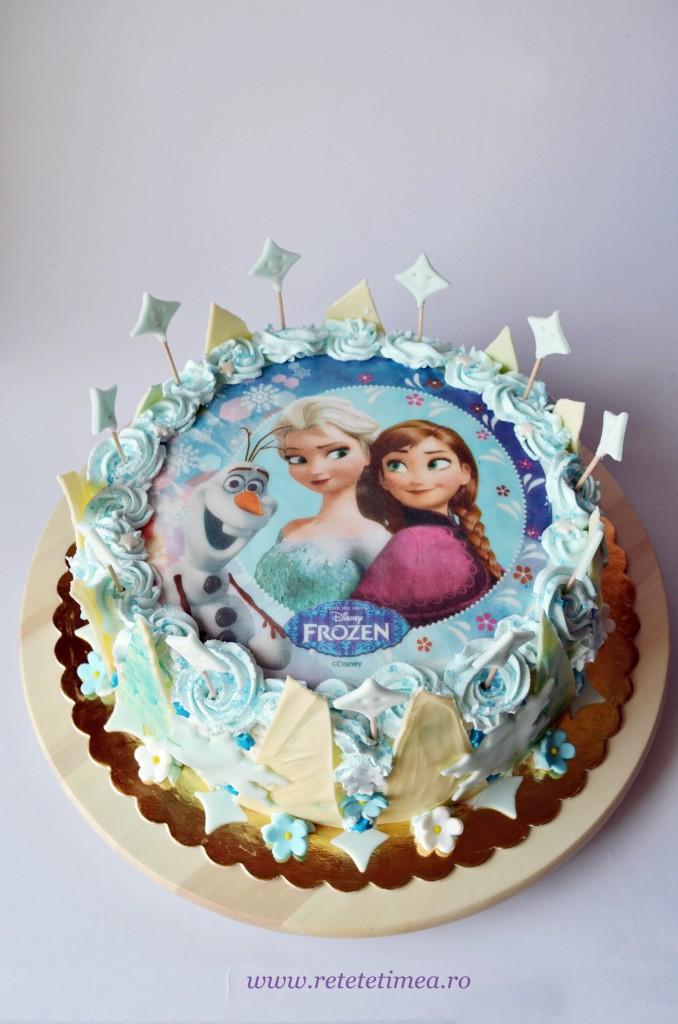 Tort Frozen 1