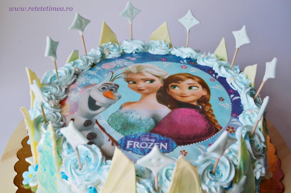 Tort Frozen 2