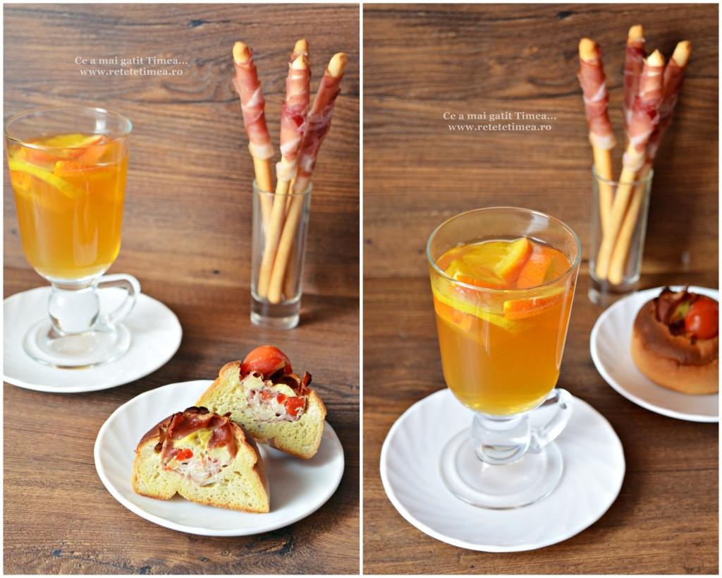 ceai si mic dejun fara gluten