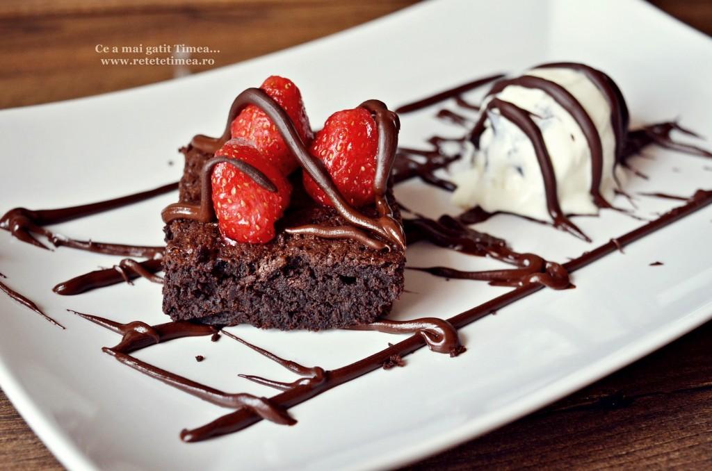 negresa cu ciocolata 1