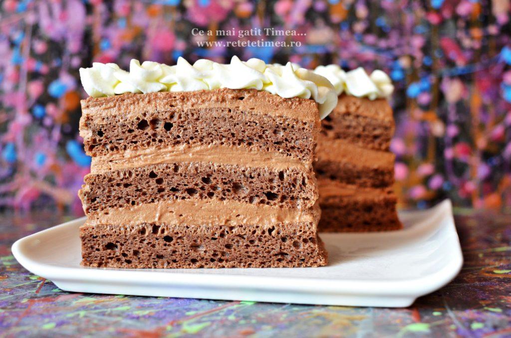 Prajitura cu ciocolata 6