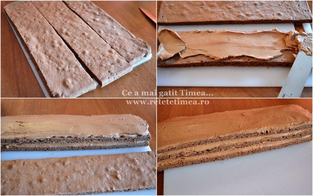 mod de preparare prajitura cu ciocolata 1