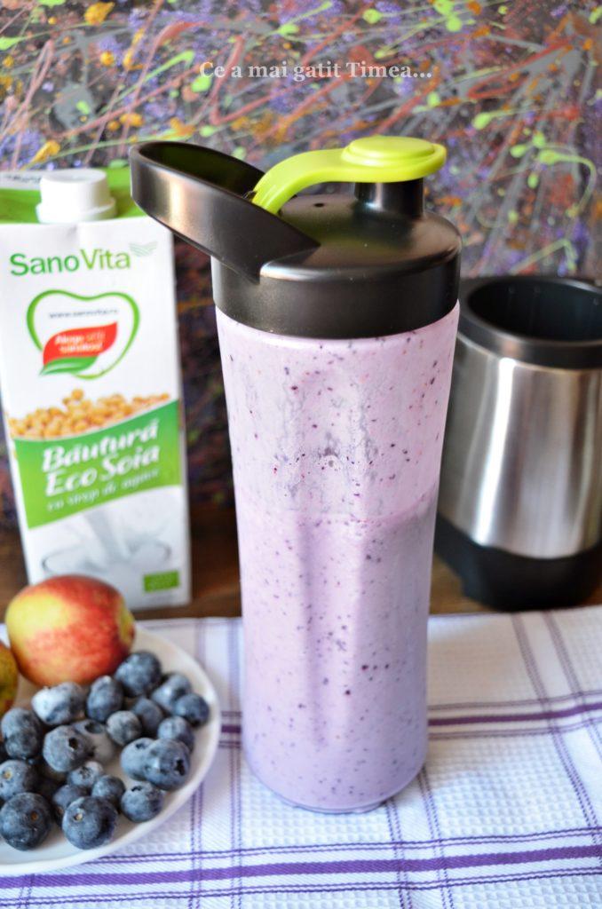 Articole culinare : Shake din lapte de soia si fructe